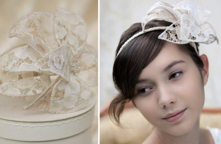 beautiful bridal hair accessories Parant Parant wedding headband 4