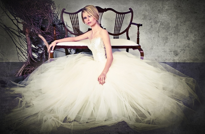 2013 wedding dresses by Sarah Janks elegant bridal gowns 9