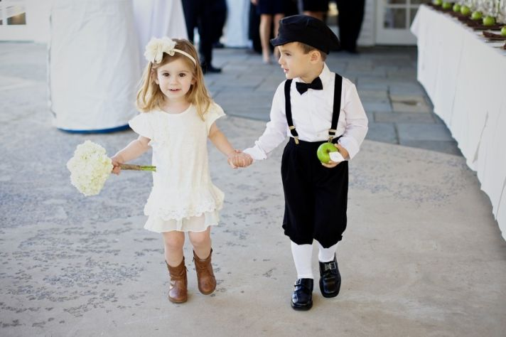 priceless wedding photos escape from wedding planning stress Unforgettable Ring Bearers cutest outfi