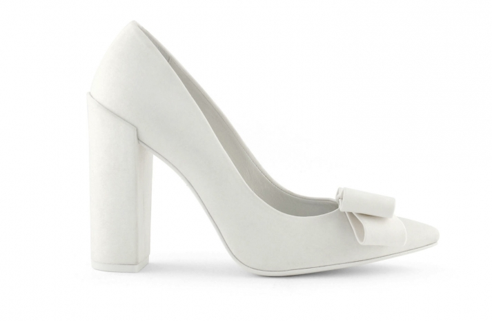 wedding shoes bridal heels by Rosa Clara 2013 3