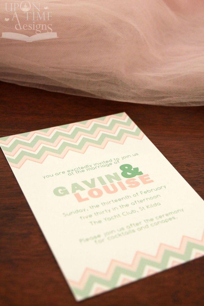 wedding color inspiration succulent green blush pink peach invitations
