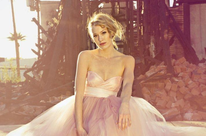 6 stunning handmade wedding dresses and bridal accessories 3