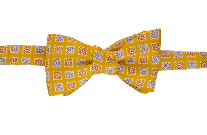 grooms wedding attire awesome bow ties for stylish guys yellow orange