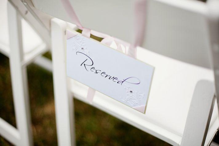 Kansas City wedding outdoor ceremony