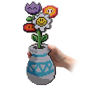 e731 8 bit flower bouqet
