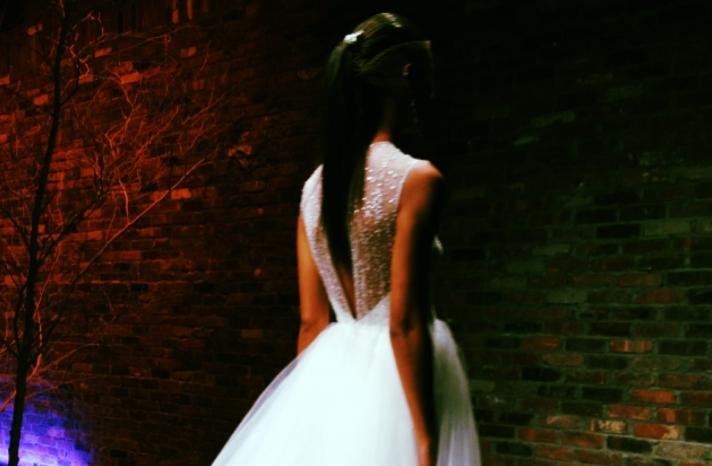 spring 2013 wedding dress bridal runway instagrams 5