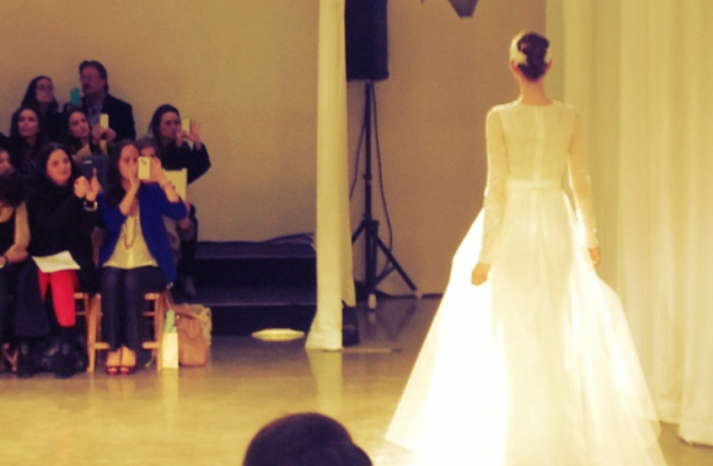 spring 2013 wedding dress bridal runway instagrams 12