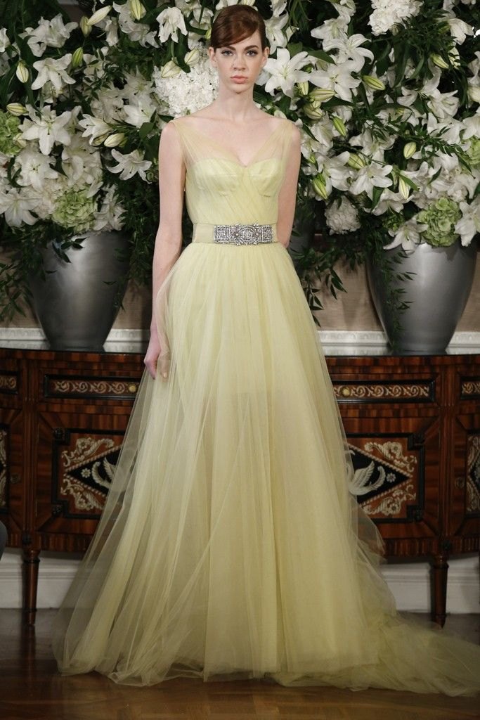 fall 2013 wedding dresses bridal style trends romona keveza 1