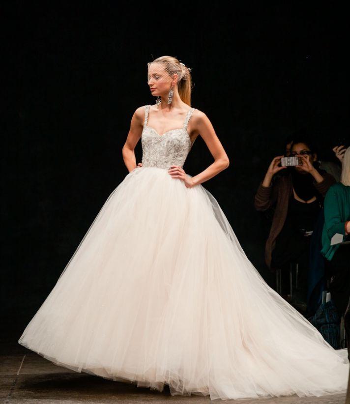 Spring 2013 wedding dress Lazaro bridal gowns 3319