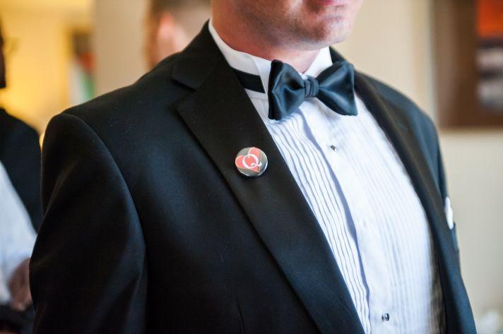 epic wedding in Los Angeles California weddings grooms tux