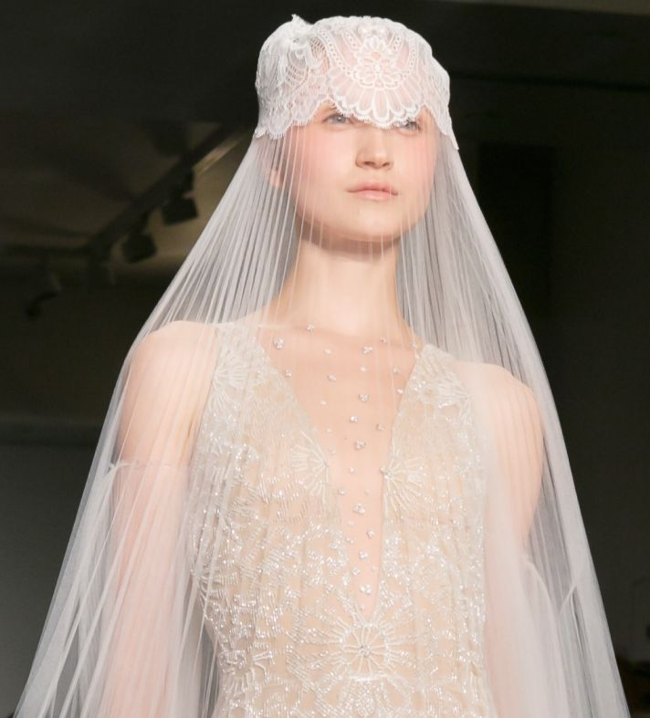 Reem Acra wedding dress Fall 2013 bridal Lexi Dazzling 3