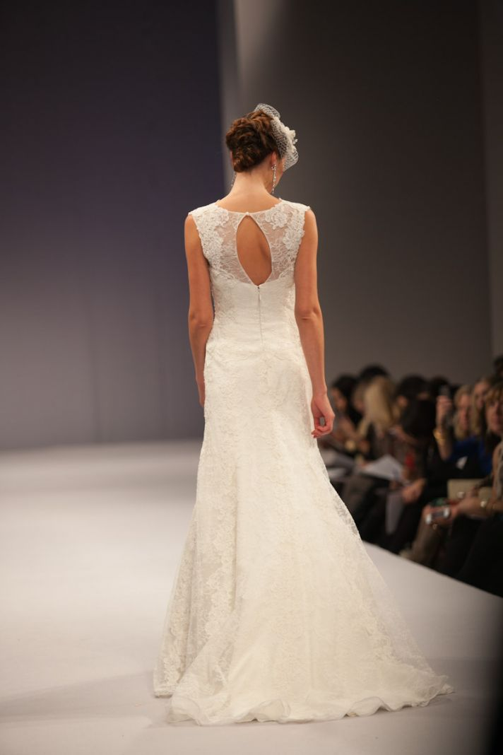 Dress For A Fall Wedding Anne Barge wedding dress Fall