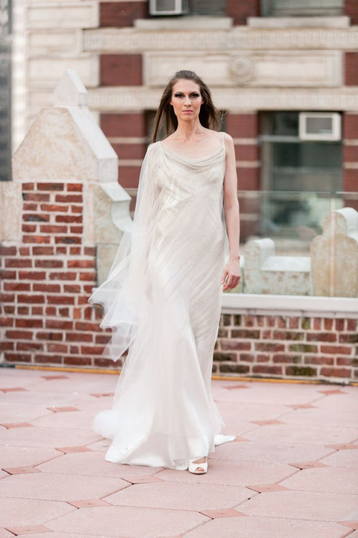 Fall 2013 wedding dress Anne Bowen bridal gowns Argestes 2