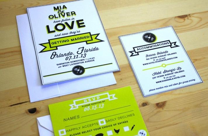 DIY wedding ideas for budget savvy brides modern neon
