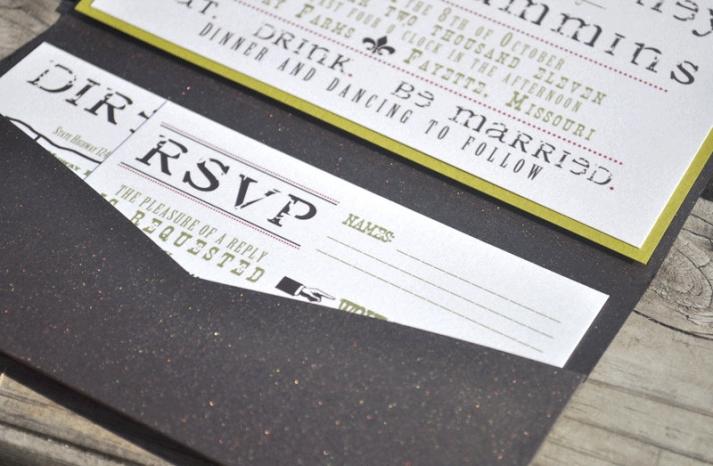 DIY wedding ideas for budget savvy brides printable invite vintage wester