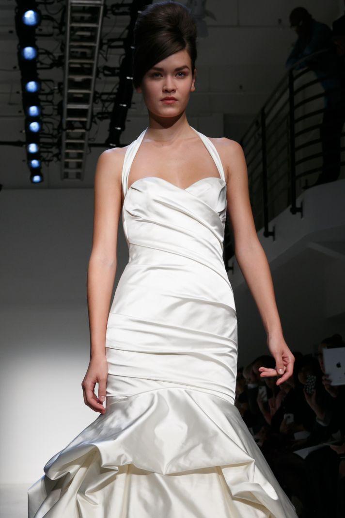 Fall 2013 Wedding Dress Kenneth Pool by Amsale bridal gowns 3