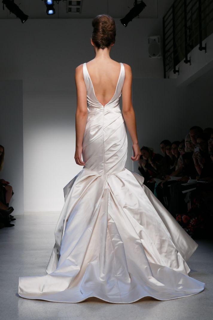Fall 2013 Wedding Dress Kenneth Pool by Amsale bridal gowns 8