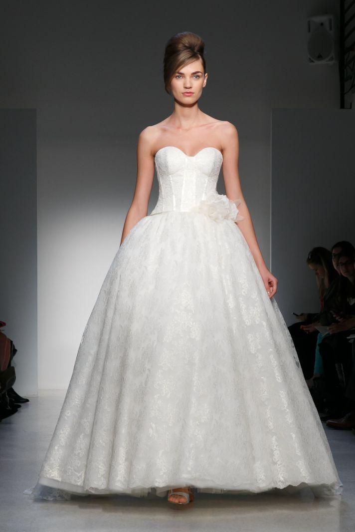 Fall 2013 Wedding Dress Kenneth Pool by Amsale bridal gowns 13