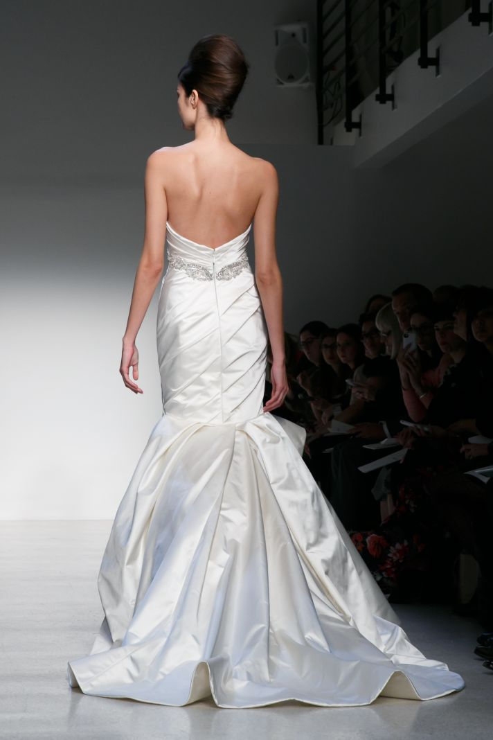 Wedding Hairstyle Trends Report Fall 2013 Bridal Kenneth Pool 1