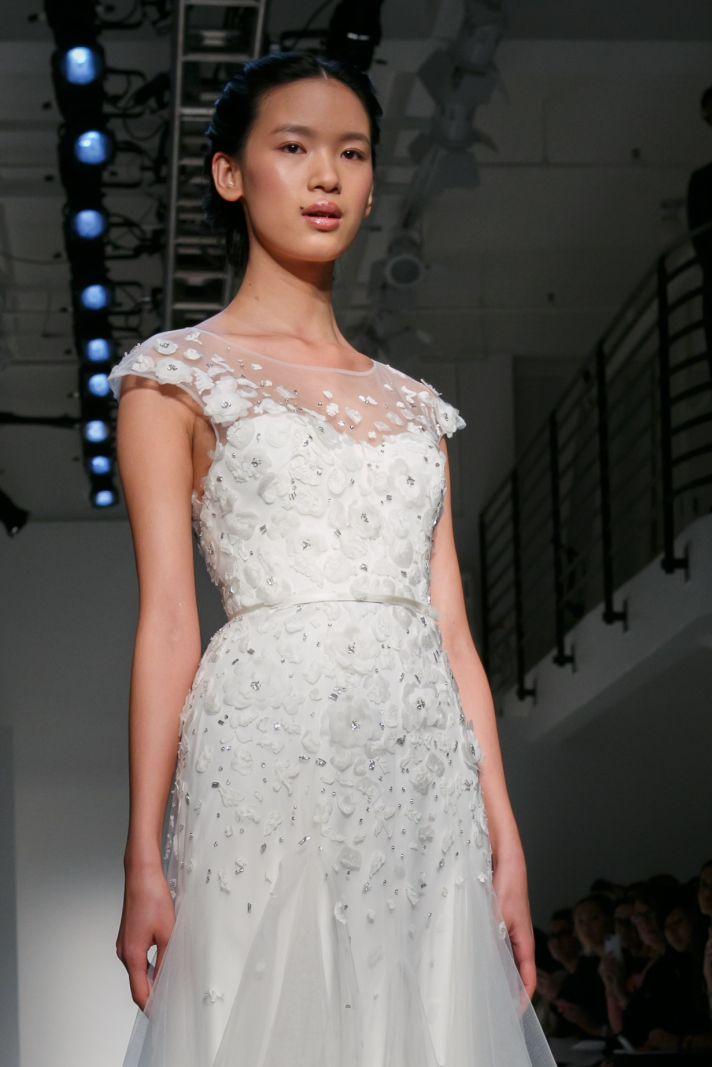 Fall 2013 Wedding Dress by Christos Amsale bridal 6b