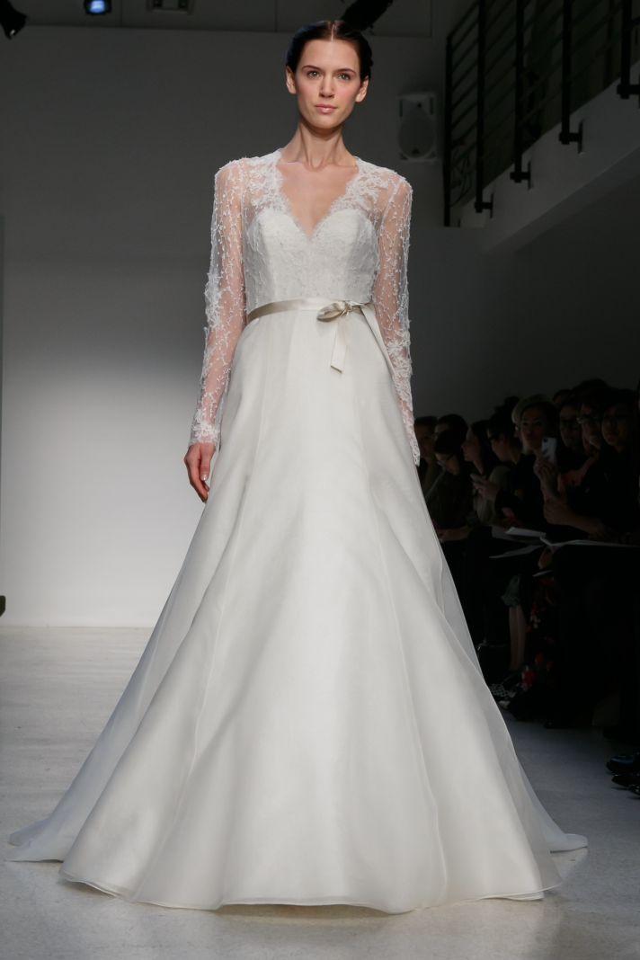 Fall 2013 Wedding Dress by Christos Amsale bridal 9