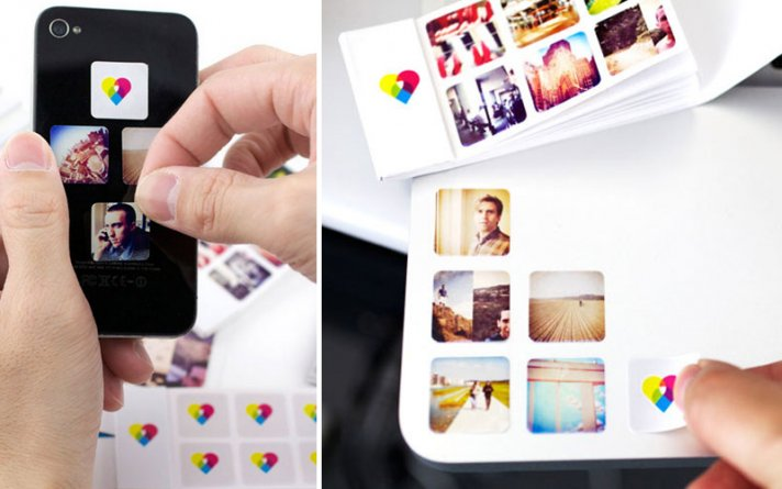Weddings Plus Technology Incorporating Instagram into couples I Dos Memory Box 3