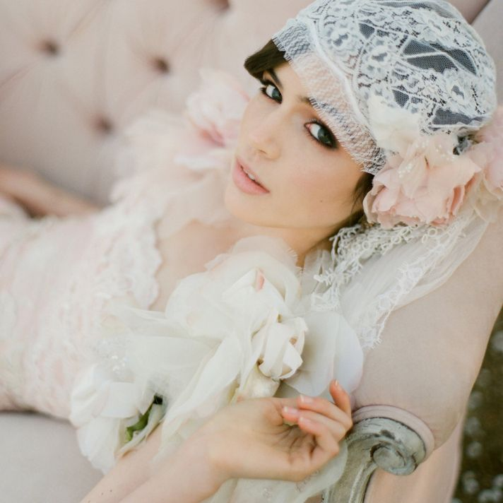 Great Gatsby Wedding Inspiration for Vintage Brides 4