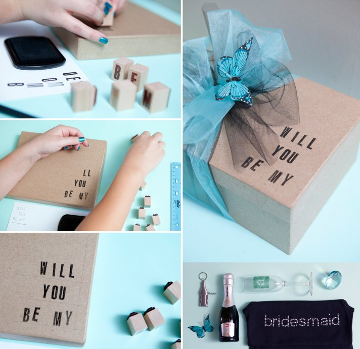 Creative Ways to Say Will You Be My Bridesmaid