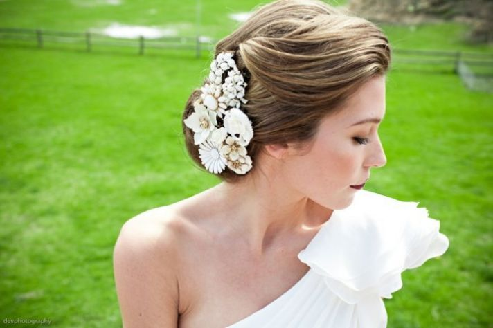 Easy Breezy Bridal Updos 1