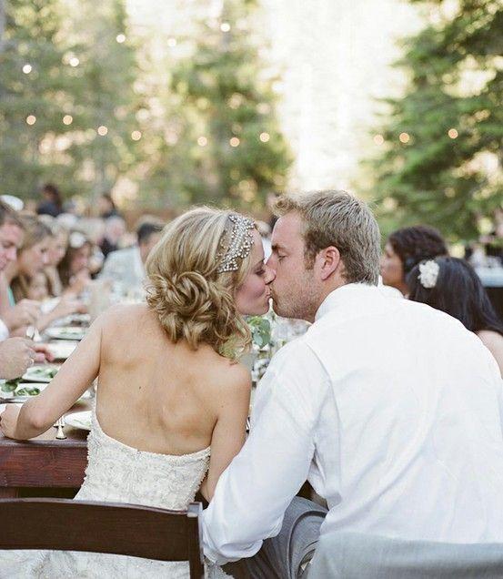 Easy Breezy Bridal Updos Wedding Hair Inspiration 3