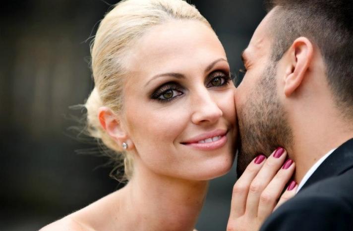Bridal Beauty Inspiration Dramatic Eyes for the Wedding 12