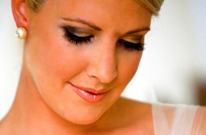 Bridal Beauty Inspiration Dramatic Eyes for the Wedding 14