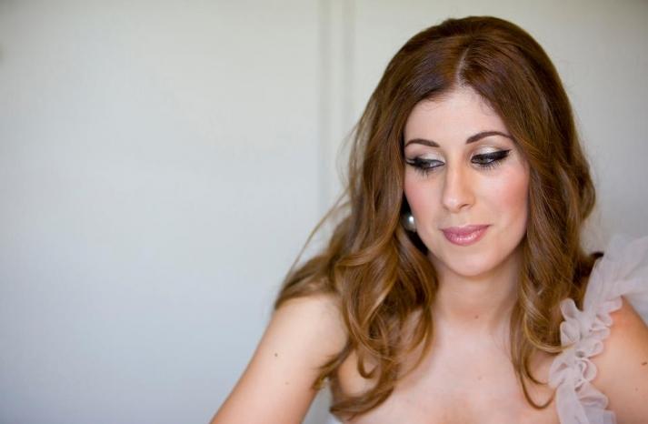 Bridal Beauty Inspiration Dramatic Eyes for the Wedding 7