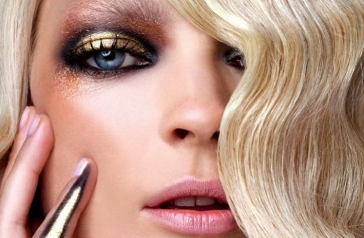 Wedding Makeup Inspiration Dramatic Eyes for the Bride 8