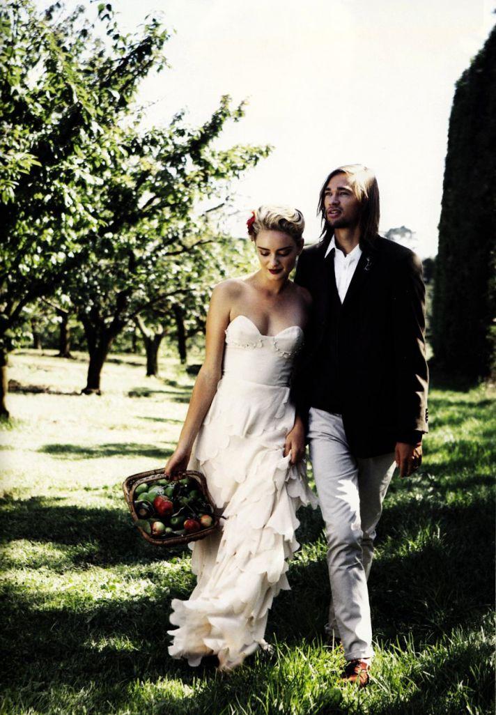 Handmade Wedding Dresses Bridal Designers to Watch Kelsey Genna Begonia 2