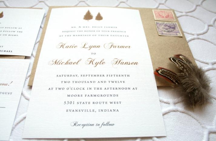 Rustic Wedding Ideas Woodland Weddings by Etsy 1
