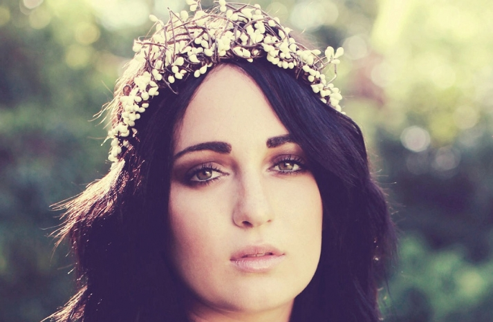 Rustic Wedding Ideas Woodland Weddings by Etsy tiara