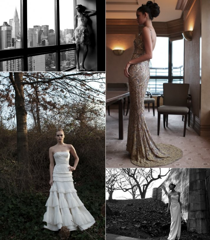 Wedding Dresses by Randi Rahm The Bachelorette Bridal Designer 1