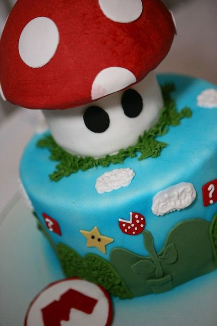 Wedding Cakes for the Groom Nintendo