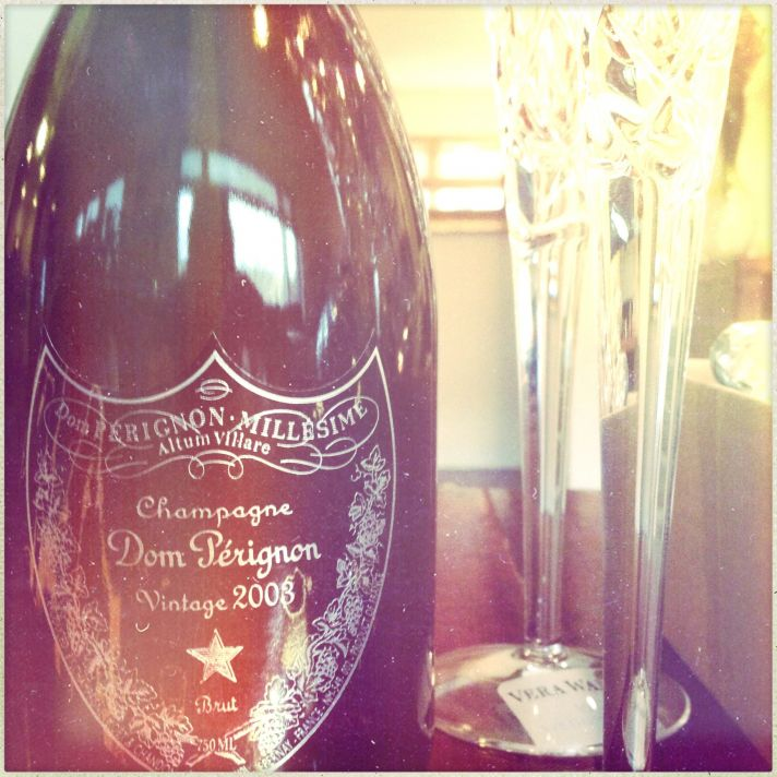 Champagne gifts for engagement parties