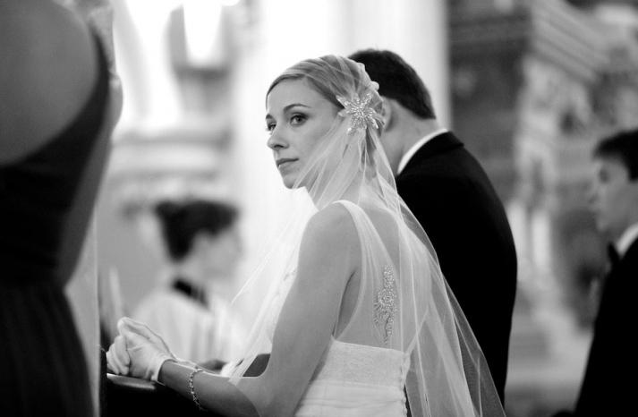 Vintage Wedding Accessories Juliet Cap Bridal Veil