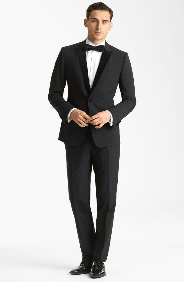 Dolce Gabbana Grooms Tuxedo