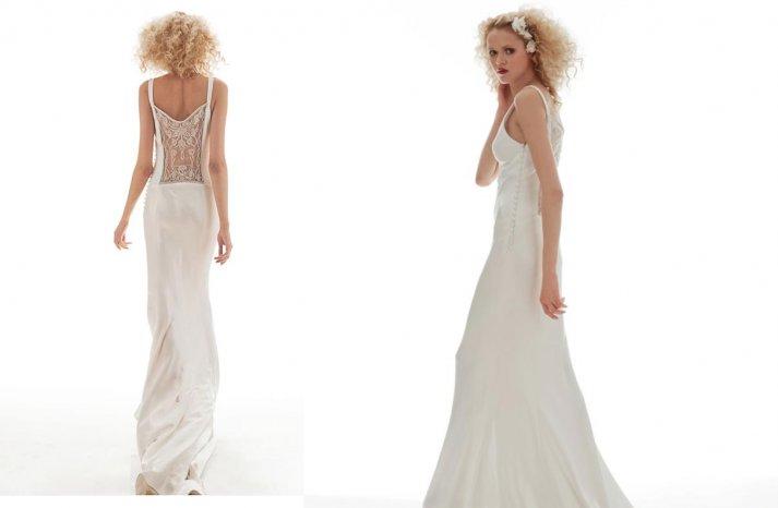 Elizabeth Fillmore 2013 Wedding Dress Deco