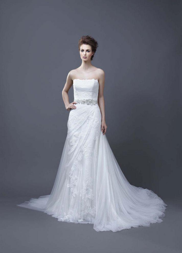 2013 Wedding Dress by Enzoani Bridal Helen