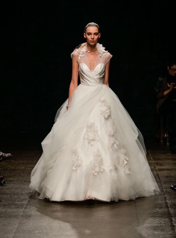 Spectacular Spring 2013 Wedding Dress Collection: Alvina Valenta