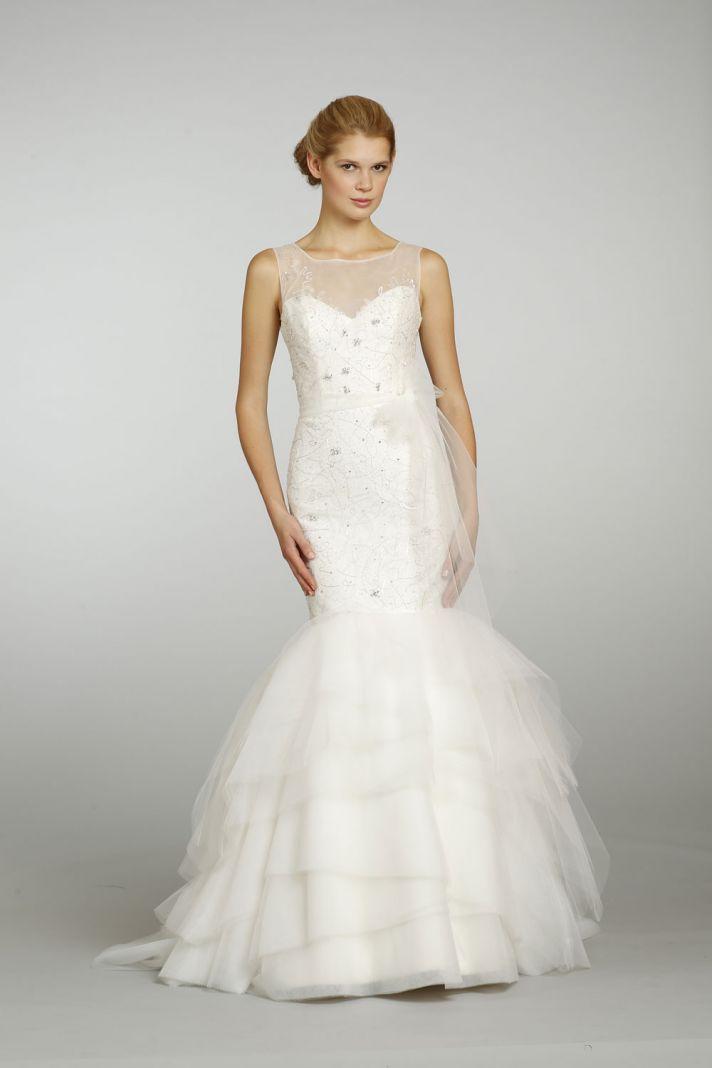 Spring 2013 Wedding Dress Alvina Valenta Bridal 9313