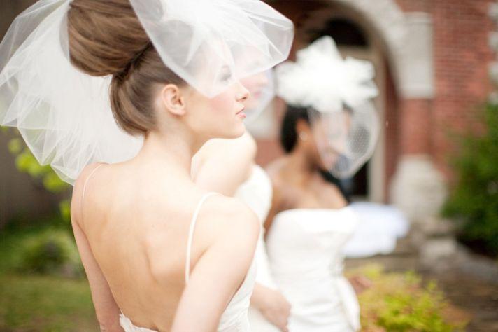 Haute Couture Bridal Veil