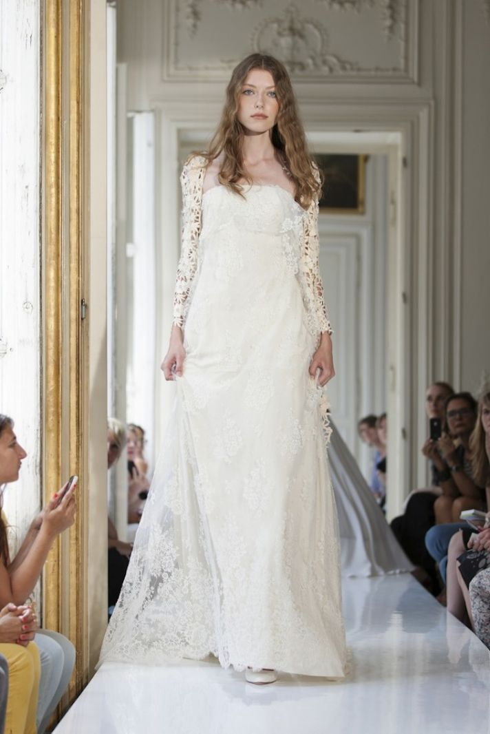 2013 Wedding Dress by Delphine Manivet French Bridal Maenard