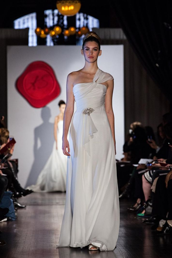 Austin Scarlett Wedding Dress 2013 Bridal AS15