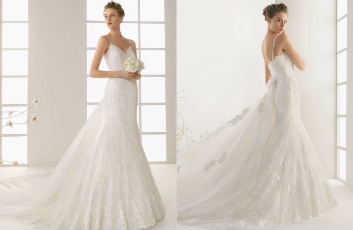 Two by Rosa Clara 2013 Wedding Dress Demaris